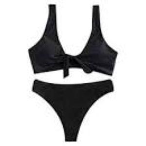 NWT Black Bikini